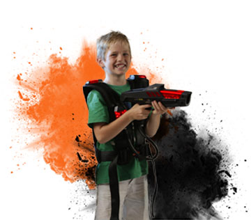 What is Laser Tag?