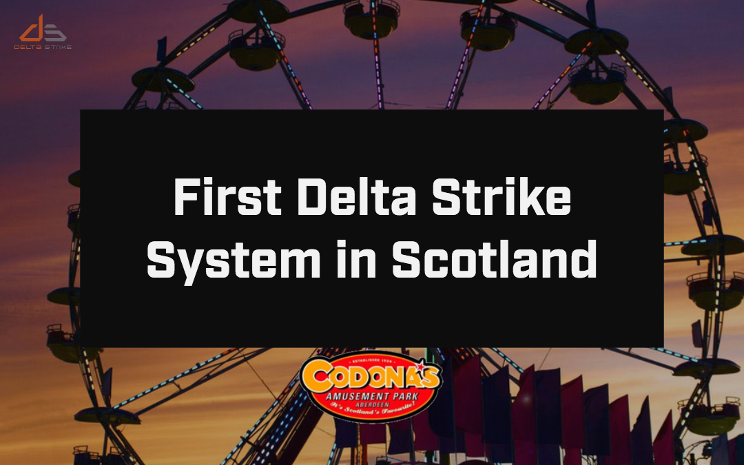 First Delta Strike Arena in Scotland