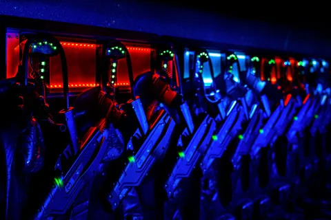 Laser Tag Equipment Maintenance Storage Guide